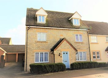 Thumbnail 5 bedroom property for sale in Tortworth Road, Swindon
