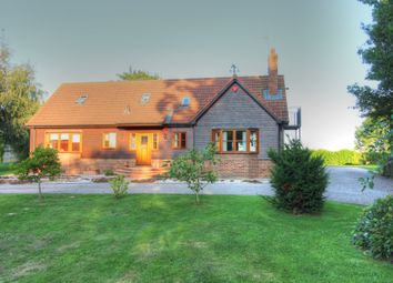 Thumbnail 4 bed bungalow for sale in The Reservoir, Surfleet, Spalding