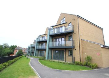 Thumbnail 2 bed flat to rent in Gatehouse View, The Avenue, Greenhithe, Kent