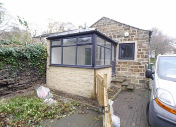 Thumbnail 1 bed semi-detached bungalow to rent in Cemetery Road, Dewsbury