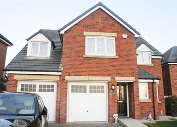 Thumbnail 5 bed detached house for sale in Benedict Drive, Blackpool
