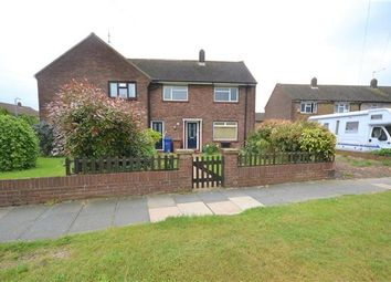 Thumbnail 3 bed semi-detached house for sale in Waterson Road, Chadwell St. Mary, Grays