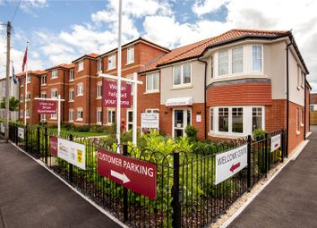 Thumbnail 1 bed flat for sale in Newpooles Lodge, Maywood Crescent, Fishponds, Bristol