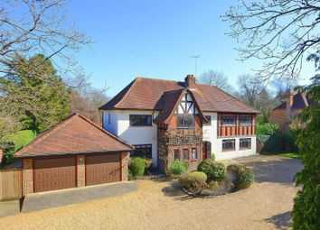 Thumbnail 5 bed detached house for sale in Forest Road, Forest Road, East Horsley