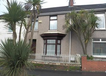 Thumbnail 3 bed terraced house for sale in New Road, Llanelli