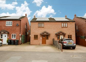 Thumbnail 3 bed semi-detached house for sale in Spon Lane, Grendon, Atherstone