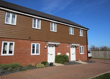 Thumbnail 3 bed terraced house for sale in Masons Drive, Gt Blakenham, Ipswich, Suffolk