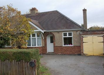 Thumbnail 2 bedroom semi-detached bungalow for sale in Northampton Lane South, Moulton, Northampton