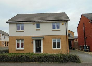 Thumbnail 4 bed detached house for sale in Ravenscliff Road, Motherwell