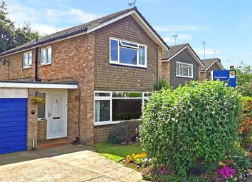 Thumbnail 3 bed link-detached house for sale in Send Marsh, Ripley, Surrey