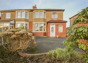 Thumbnail 3 bed semi-detached house for sale in Queens Road West, Accrington, Lancashire