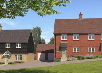 Thumbnail 4 bedroom semi-detached house for sale in Oakline, Heathfield, East Sussex