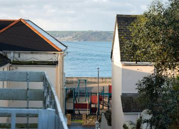 Thumbnail 1 bed flat for sale in St Pirans Court, Marazion