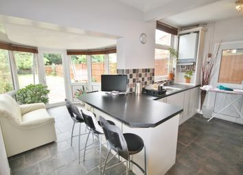 Thumbnail 3 bed semi-detached house to rent in Hathaway Avenue, Braunstone Town, Leicester