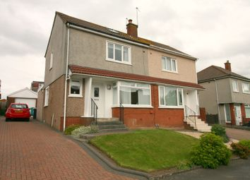 Thumbnail 3 bed semi-detached house for sale in Moray Gardens, Uddingston