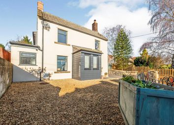 Longleat Lane, Holcombe, Radstock BA3. 4 bed detached house for sale