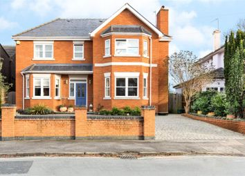 Thumbnail 5 bed detached house for sale in Hansler Grove, East Molesey, Surrey