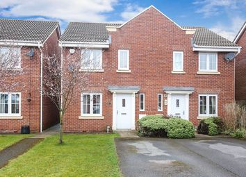 Thumbnail 3 bed semi-detached house for sale in Chestnut Grove, Hyde