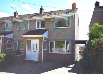 Thumbnail 3 bed end terrace house for sale in Crown Road, Bristol