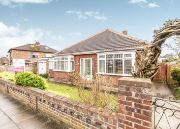 Thumbnail 3 bed detached bungalow for sale in Hart Avenue, Hartlepool