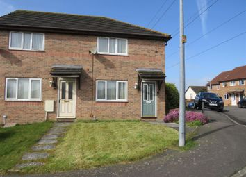 Thumbnail 2 bed end terrace house for sale in Llys Cilsaig, Dafen, Llanelli