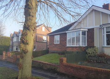 Thumbnail 2 bedroom semi-detached bungalow to rent in Malvern Avenue, York