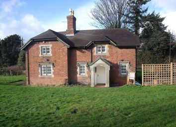 Thumbnail 3 bed detached house to rent in Cluddley, Telford
