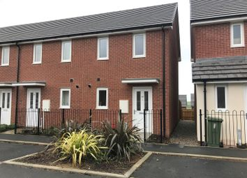 Thumbnail 2 bed end terrace house to rent in Hyns An Vownder, Lane, Newquay