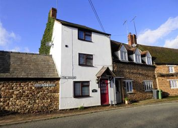 Thumbnail 2 bed town house for sale in The Square, Moreton Pinkney, Northants