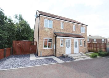 Thumbnail 2 bed terraced house for sale in Hattam Close, Birtley, Chester Le Street
