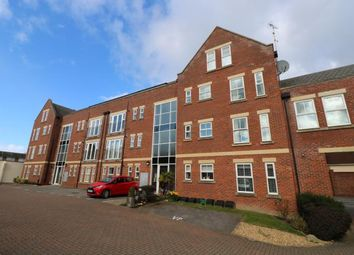 Thumbnail 2 bed flat for sale in Edna Bowley Court, Market Harborough, Leicester, Leicestershire
