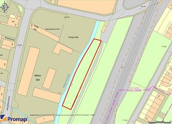 Thumbnail Land for sale in Land At Saville Street, Batley, West Yorkshire