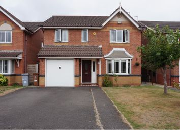 Thumbnail 4 bed detached house to rent in Hereford Way, Middlewich