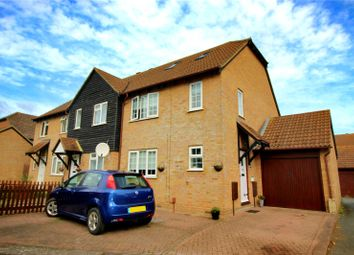 Snodland, Kent ME6. 4 bed semi-detached house