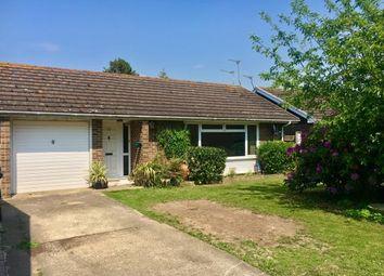 Thumbnail 5 bed bungalow for sale in Drygrounds Lane, Felpham, Bognor Regis, West Sussex