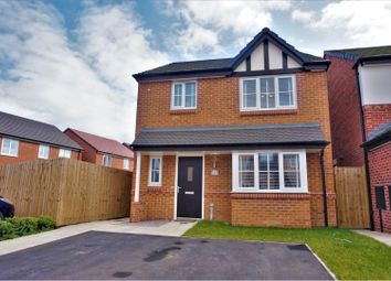 Thumbnail 3 bed detached house for sale in Fallow Avenue, Preston