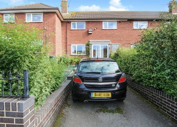 Thumbnail 3 bed terraced house for sale in Holly Avenue, Cheddleton, Leek