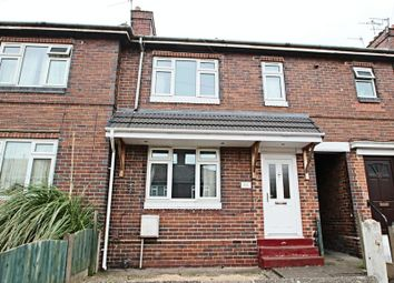 Thumbnail 3 bed town house for sale in Collinson Road, Tunstall, Stoke-On-Trent