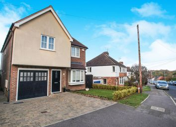 Thumbnail 5 bedroom detached house for sale in Park Mount, Harpenden