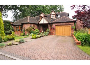 Thumbnail 4 bed detached bungalow for sale in Kingscroft Close, Sutton Coldfield