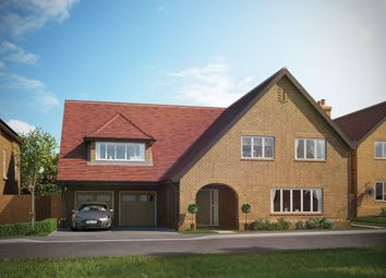 "Thumbnail 5 bed property for sale in ""The Cadogan"" at Merry Hill Road, Bushey"