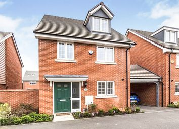 Thumbnail 3 bedroom link-detached house for sale in Theedway, Leighton Buzzard