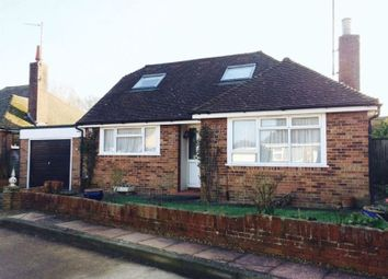 Thumbnail 3 bed detached bungalow for sale in Clement Lane, Polegate
