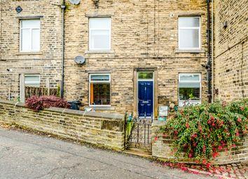 Thumbnail 1 bed terraced house for sale in Walker Lane, Sowerby Bridge
