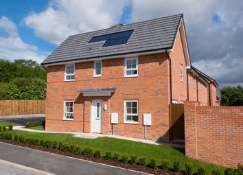 """Thumbnail 3 bed semi-detached house for sale in """"Moresby"""" at Kingsway, Rochdale"""