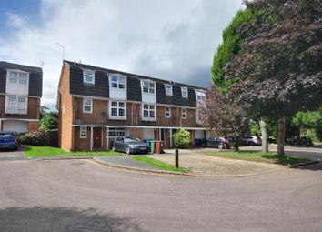 Thumbnail 3 bed town house to rent in Westbury Lodge Close, Pinner, Middlesex
