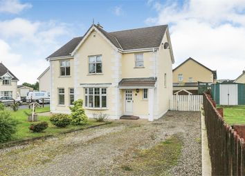 Thumbnail 4 bed detached house for sale in Garvan Park, Sion Mills, Strabane, County Tyrone