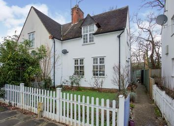 2 bed semi-detached house for sale in West Byfleet, Surrey KT14
