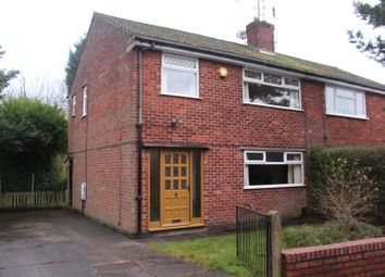 Thumbnail 3 bed semi-detached house for sale in Spinney Close, Kirkby-In-Ashfield, Nottingham