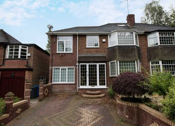 Thumbnail 3 bed semi-detached house for sale in Butterstile Lane, Prestwich, Manchester